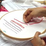 Embroidery Class shop